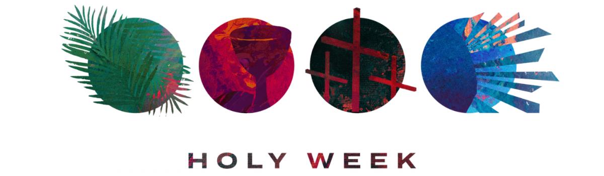 Holy Week at Immanuel