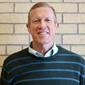 Pastor Mark Bowditch